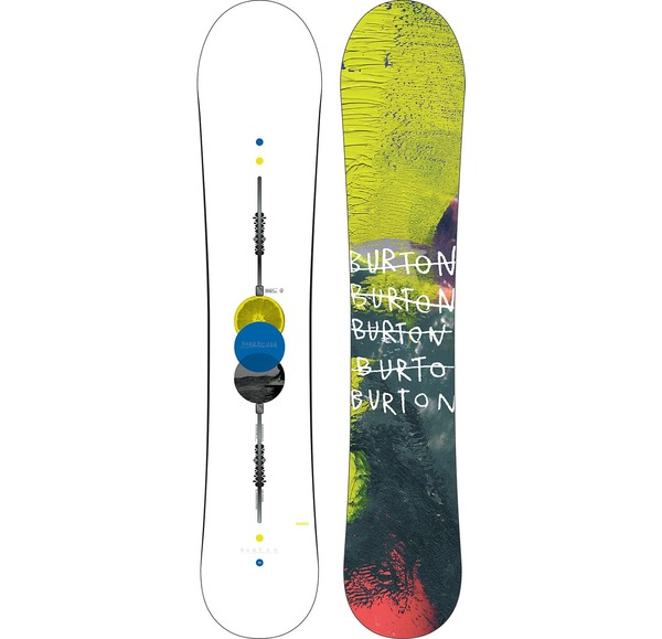 SNOW BURTON BARRACUDA